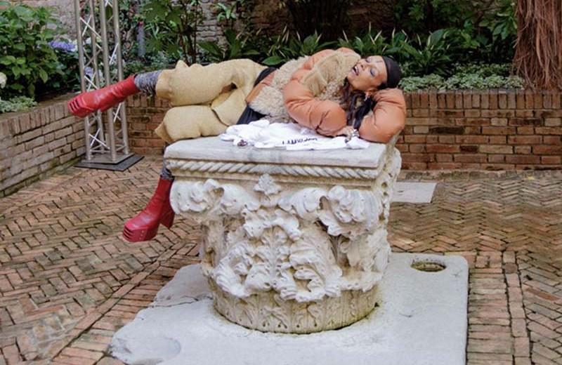 Мишель Лами о своей инсталляции на Венецианской биеннале