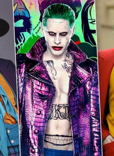 История костюма: как менялся образ Джокера в кино