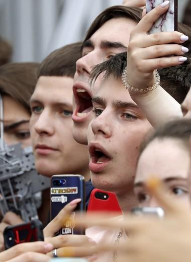 Би-би-си узнала о требовании силовиков отключить мобильный интернет во время протестов
