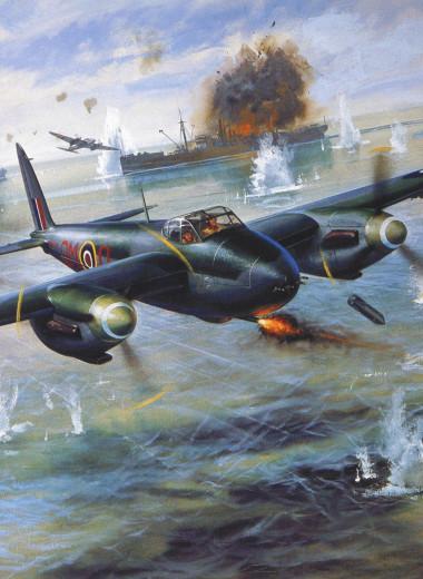 Летающее полено, которое не мог догнать никто: история безоружного бомбардировщика «Москито»