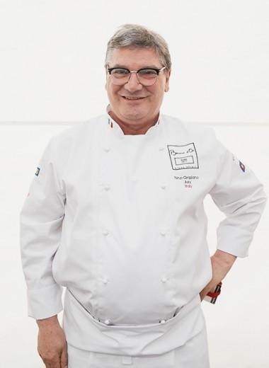 Нино Грациано — о ресторанах в Москве и на Сицилии и ужинах в четыре руки