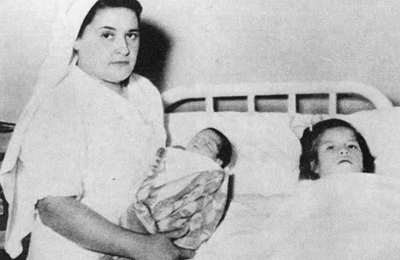 Лина Медина: самая молодая мать в мире