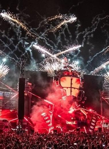 Стал известен состав артистов live-сцены фестиваля Alfa Future People 2019
