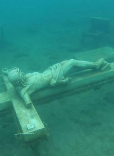 7самых необычных вещей, найденных надне озер (некоторые изних пугают)