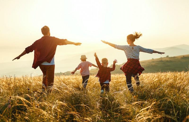 5 ситуаций, которых не бывает в счастливых семьях