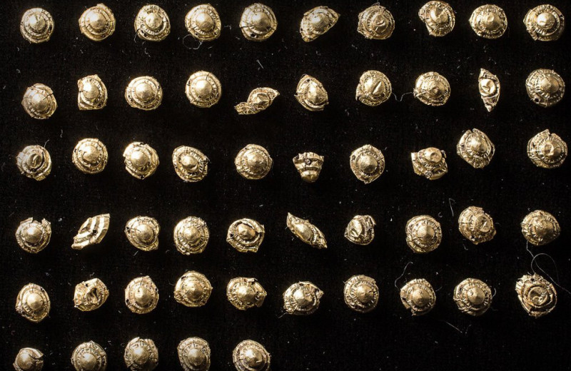 В тувинской Долине Царей найдены десятки золотых артефактов