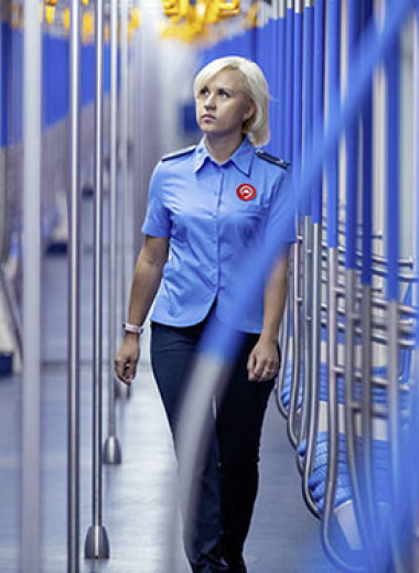 «В метро я с мужчинами на равных»: история женщины-машиниста