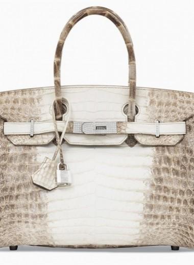Как коллекционировать сумки Hermès
