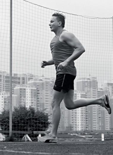 «Не люблю рутинные занятия»: тренировка успешного бизнесмена