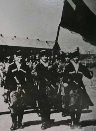 Батальон «Царица Тамара»: последнее европейское сражение Второй мировой войны