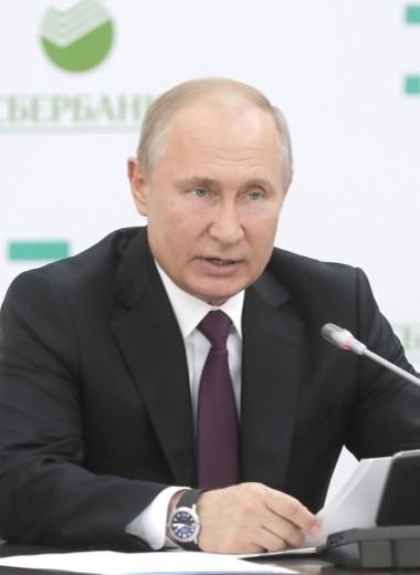 Стать «властелином мира». Путин потребовал обеспечить «суверенитет» России в области искусственного интеллекта