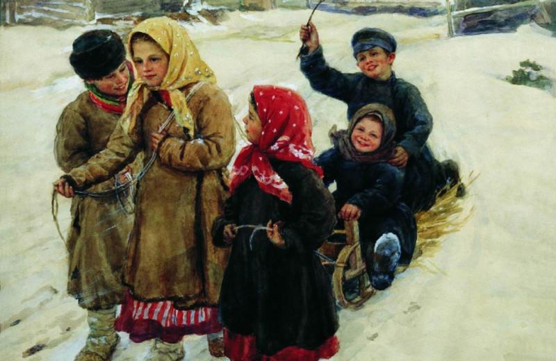 Как изобрели санки и почему они стали традиционной зимней забавой?