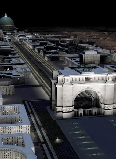 Города, которые хотели построить Гитлер и Дисней