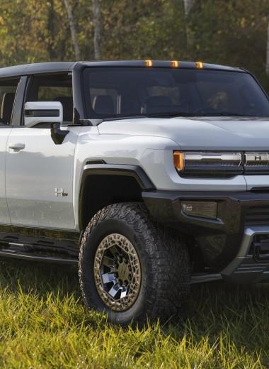 21 факт о новом электромобиле GMC Hummer EV