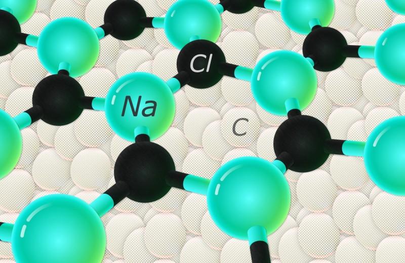 В России впервые синтезировали тонкую пленку из хлорида натрия