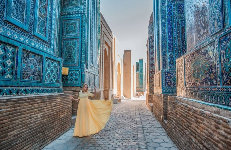 А не рвануть ли нам в Узбекистан? 5 причин, почему тебе там понравится