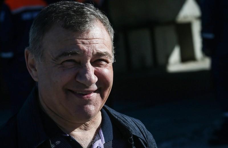 Аркадий Ротенберг поступил в институт развития