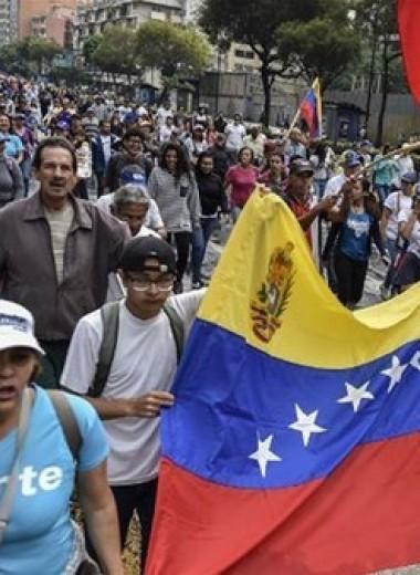 Менсплейнинг: венесуэльский политический кризис