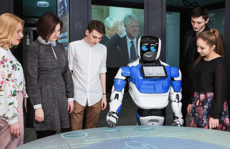 Алексей Южаков, основатель Promobot: «Будущее — за универсальной робототехнической платформой»