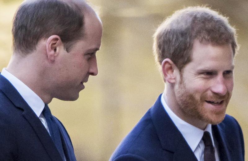 «Гарри пришел в ярость»: принц Уильям разозлил брата кознями против Меган Маркл
