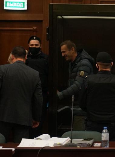 «Я нанёс ему смертельную обиду, потому что выжил»: выступление Навального в суде о замене срока на реальный