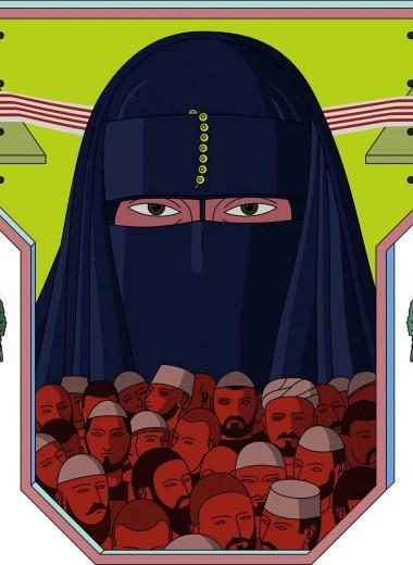 «Я даю женщине убежище»: как американка Асма Ханиф уже 44 года спасает мусульманок от насилия в семье