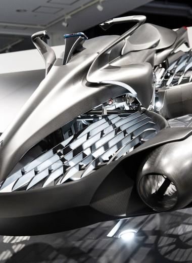 «Машина-оборотень» и гостиная на колесах: на Tokyo Motor Show представили транспорт будущего