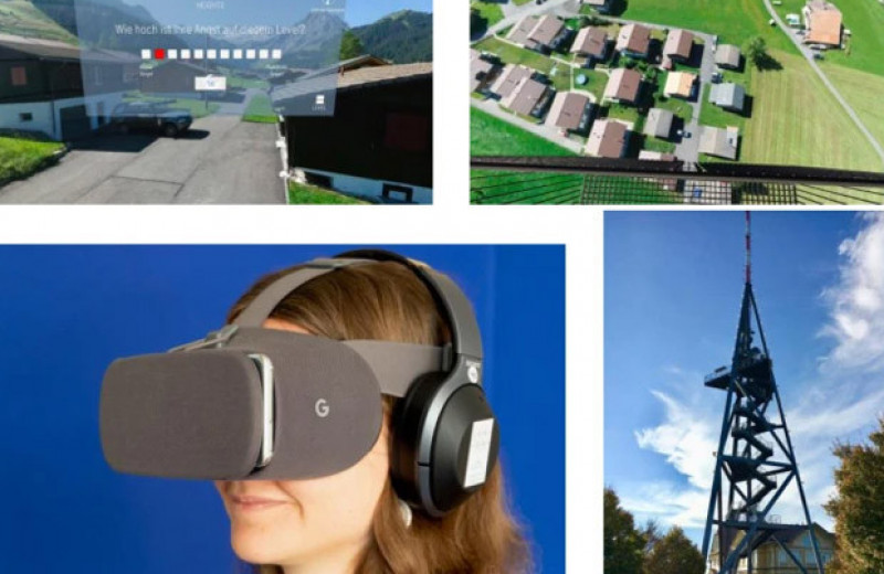 VR-приложение для смартфона помогло побороть акрофобию