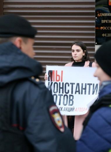 Опознание врага. Кто и почему в России репрессирует невиновных