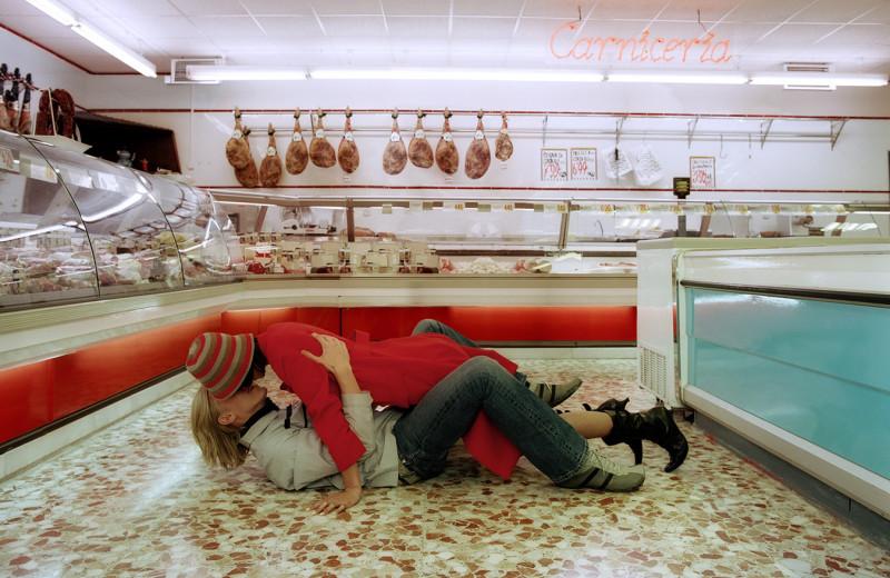 Правила знакомства в супермаркете— месте, где всегда много голодных женщин
