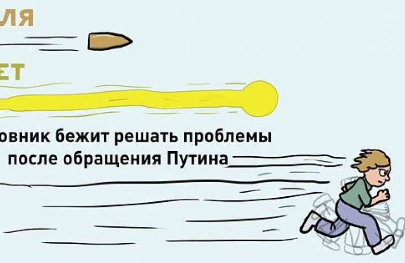 Лучшие шутки о «прямой линии» с президентом и Газзаев!