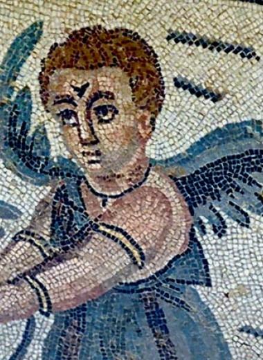 Знак на лбу у римских купидонов назвали клеймом преступников и рабов