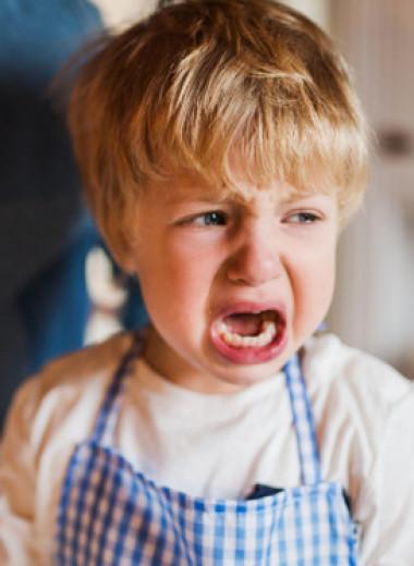 5 причин разрешить детям плакать
