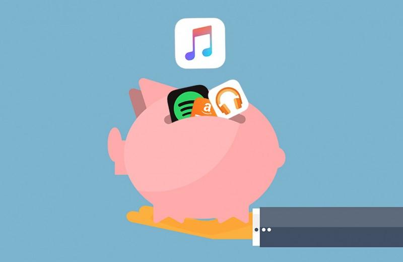 Мобильный оркестр: какие приложения для прослушивания музыки выбрать