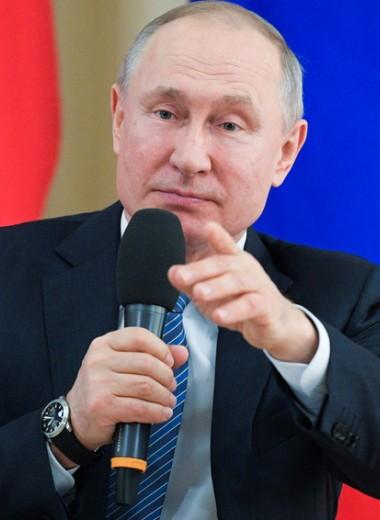 Схема нового налога и законы о кредитах для бизнеса: Путин раздал поручения по мерам из своего обращения