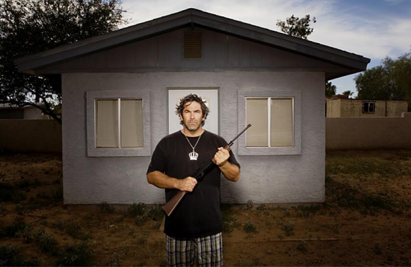 Оружие для любого американца — то же самое, что шляпа для ковбоя