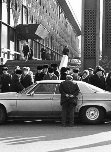 Красная книга: редкие автомобили на дорогах советской Москвы