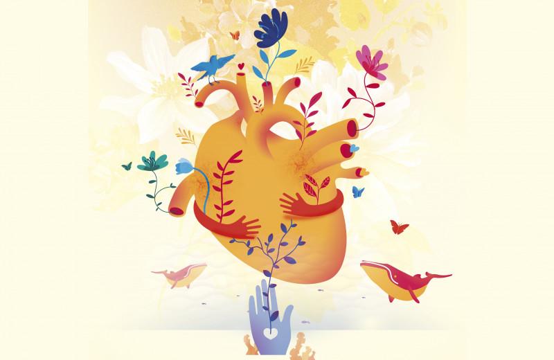 Как заботиться о сердце: 6 полезных привычек