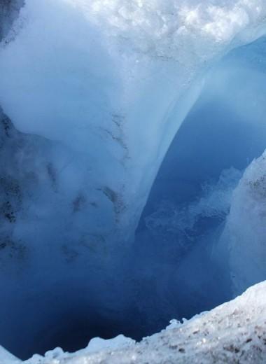 Гренландский ледяной щит исчезнет к середине века