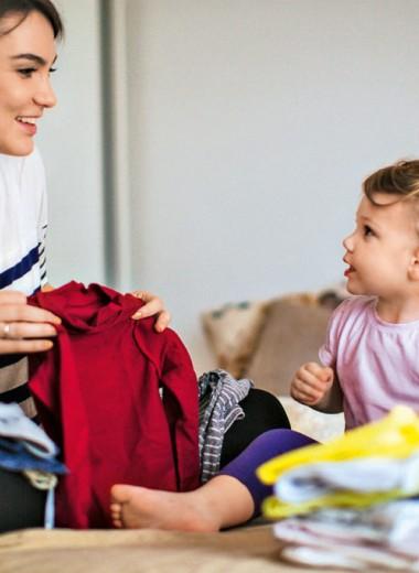Маша-растеряша, или как приучить ребенка следить за вещами?