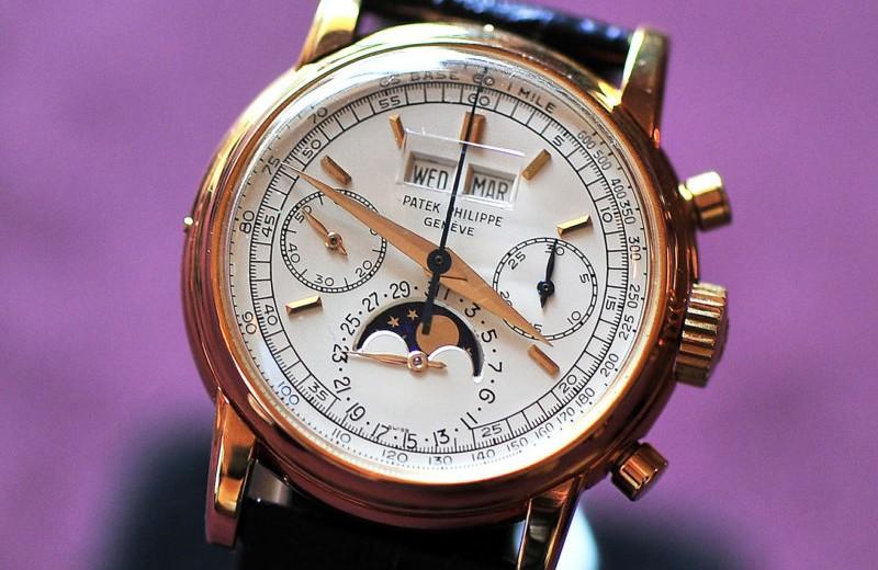 Вы сможете купить очень редкие и классные часы