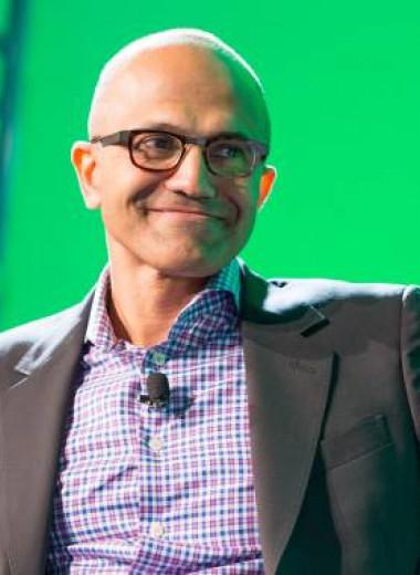 Сатья Наделла: «Почему я остаюсь в Microsoft почти 30 лет? Потому что я научился использовать компанию для реализации своих идей»