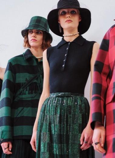 Мария Грация Кьюри о показе Christian Dior осень-зима 2019