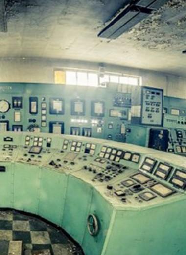 Cоюз ржавых-2: Ещё 5 грандиозных заброшенных сооружений