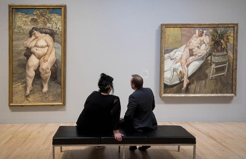 Современное британское искусство от Фрейда до Херста и Бэнкси: парк уродцев или кабинет редкостей