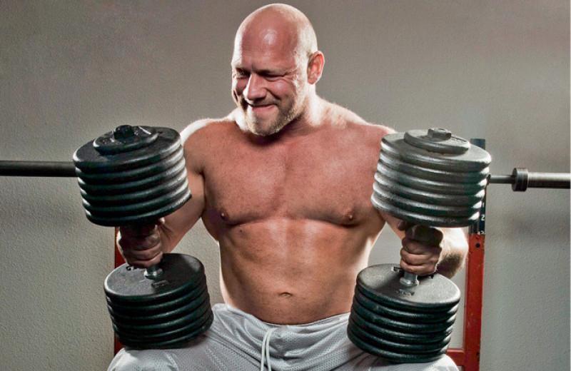 Шок-система: нарасти полкило мышц за 1час в неделю