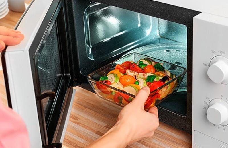 Как быстро сварить овощи в микроволновке – правильное питание без усилий