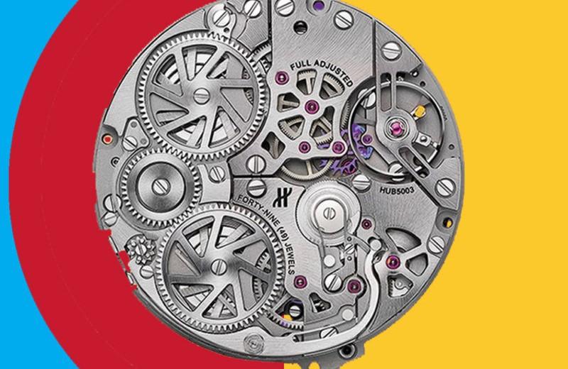 Как устроен часовой механизм?