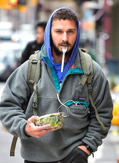 Как Шайа Лабаф легализовал стиль бездомного