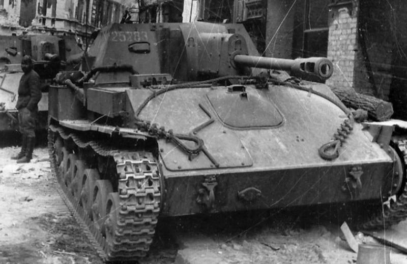 Последний бой Третьего рейха: боевые машины решающей схватки